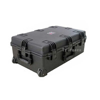 China plastic airtight weather resistance dj equipment flight case