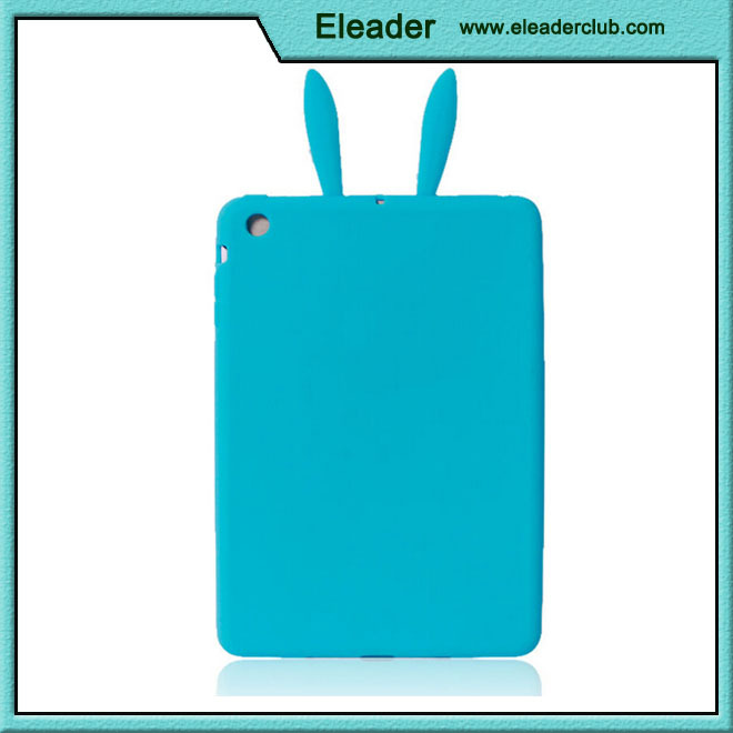For ipad mini silicone case cover