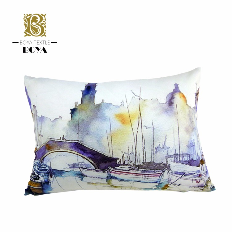 Cheap And High Quality Europe And The United States Version To Restore The Old Way To Customize American Style Decorative Pillow