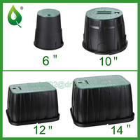 "Irrigation Valve Box 6"" ,10"" ,12"",14"" drip irrigation tool VB0106/VB0110/VB0120/VB0140"