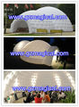 outdoor peanut inflatable double igloo tent