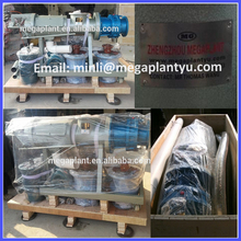 Poultry cow manure processing machine / pig dung dewatering machine