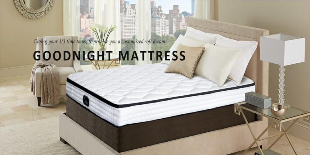Latex layer filling memory foam mattress gel free palm fiber foldable mattress malaysia korea magnetic mattress - Jozy Mattress | Jozy.net