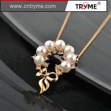 Guangzhou Import accessories for women,statement necklace,latest design beads necklace