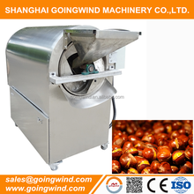 Hot chestnut roaster machine chestnut roasting machine low price for sale