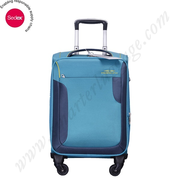 Compass Sky Travel Polo Luggage Trolley