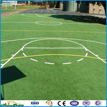 High durable low price basketball grass carpet