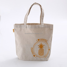 The high quality organic cotton tote bags wholesale/cotton shopping bag