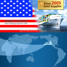 Consolidation Sea freight/ Door to door delivery service from China to USA