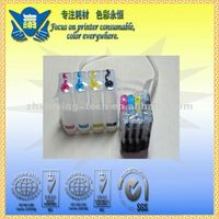 New CISS ink supply system used for Epson WF7015 printer