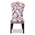 High classy back fabric hotel dining room chair CY-5020