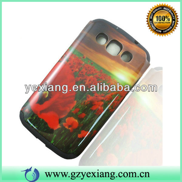 Nice printing custome design cell phone celular cover for Samsung galaxy win I8552