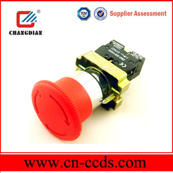 XB2-BS542 22mm, 30mm Emergency Stop Push Button Switch