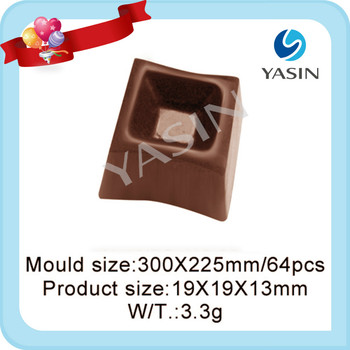praline polycarbonate chocoalte mould