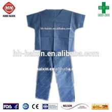Disposable High Anti-static SMS Hospital Pajama