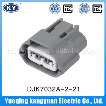 Factory price 3 pin waterproof cable connector