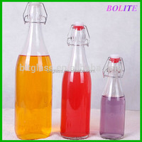 550ml mini perfect quality wine glass bottle made in china