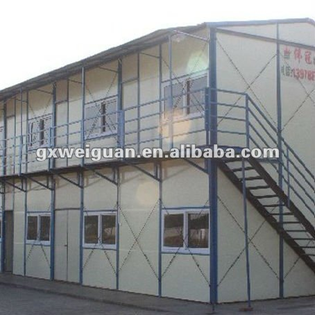 Very cheap fabricated houses