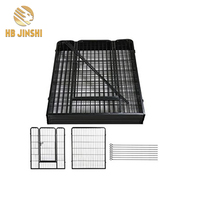 Dog Pet Crates 42L x 30W x 28H inches Single Door Divider - Cage Crate Dogs