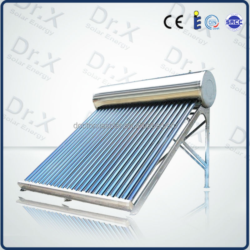 OEM ODM Custom Made Compact Pressure Induction Jain Solar Horse Hot Water Heater
