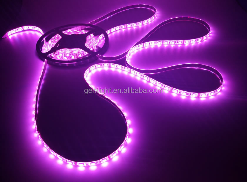 5 meter rgb led ribbon RGB+W Color