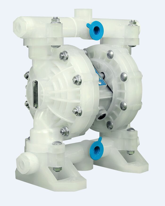 Air Operated Diaphragm Pump With Different Working Pressure