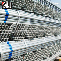 Guangzhou Q235 Hot Galvanized Steel Pipe For Scaffolding Construction