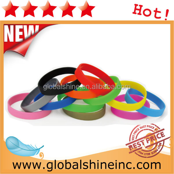 6x set 1d one direction fan silicone rubber wrist band bracelets for concert new