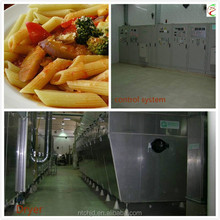 pasta machine italy/macaroni making machine