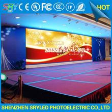 electronic advertising board p10 led billboard true color rgb led display