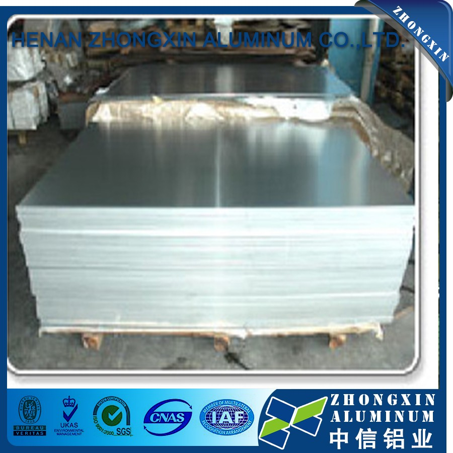 Chinese factory provides aluminium alloy t6 7075 with certifications