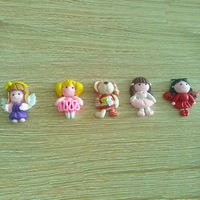 Polymer Clay Complete Princess Inspired Charms