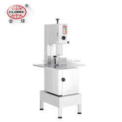 Commercial 1500W Electric Meat Band Saw Bone Sawing Machine/Slicer for cutting frozen meat, Sawing pig's trotters, beefsteak