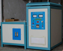 Full solid state high frequency induction heating machine