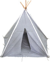 5-Walls Indian Children Teepee Kids Tent Wigwam Indoor Tipi Playhouse Playhome