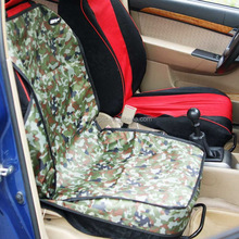 Good feature reasonable price waterproof car seat waterproof oxford pet car seat cover with safety belt