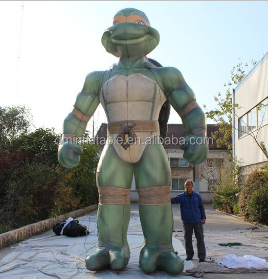 Newest PVC inflatable advertising man for sale/inflatable muscle man