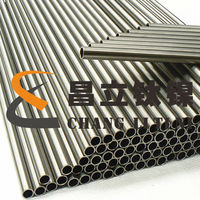 Ni 201 Pure Nickel Tube Nickel