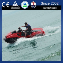 Hison factory direct sale High Speed ce certificated amphibious craft 1400cc atv