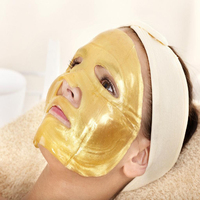 anti-Wrinkle gold collagen crystal facial mask golden collagen mask collagen face mask