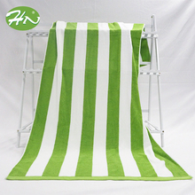 Wholesale Large Sand Free Stripe Cotton Custom Beach Towel with Tassel