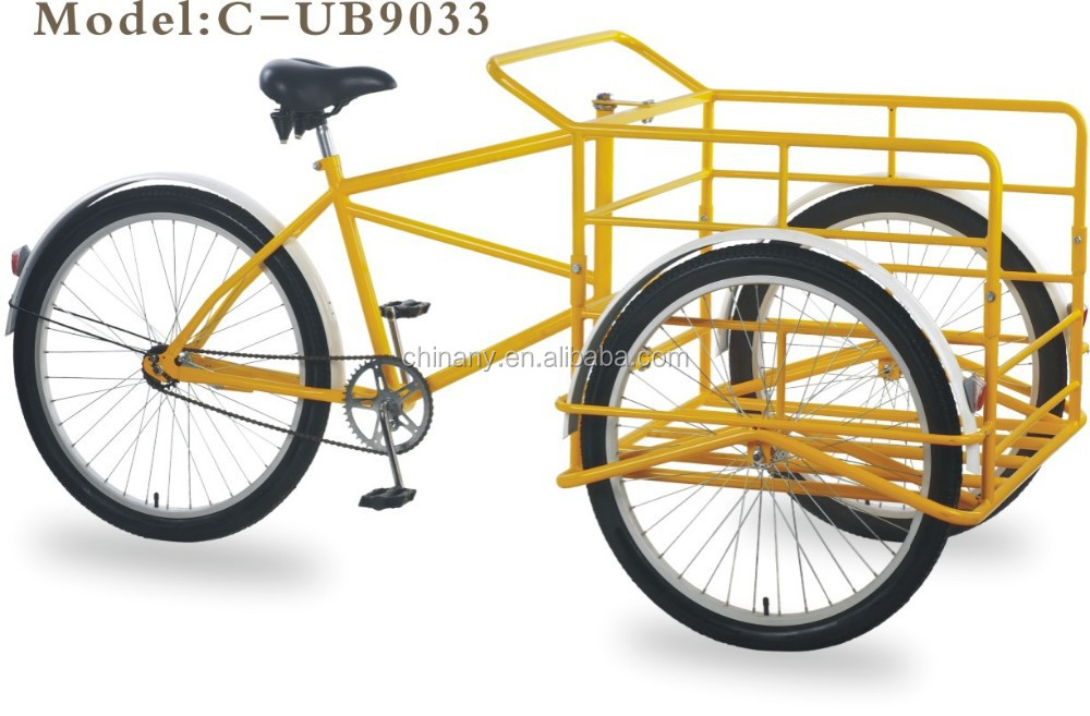 TRICYCLE /CARGO BIKE/CITY CYCLE/Front loading Carrier tricycle
