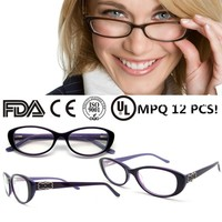 2015 hotysell small face eye wear for women new product made in china fashion eyeglass frame ready stock