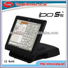 Led 15 inch touch epos system for airport