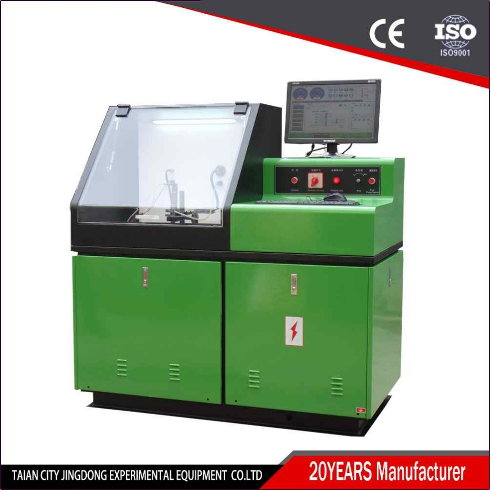JD-CRS708 Common rail injector test bench or tester for testing bosch denso delphi and siemens with 1year warranty