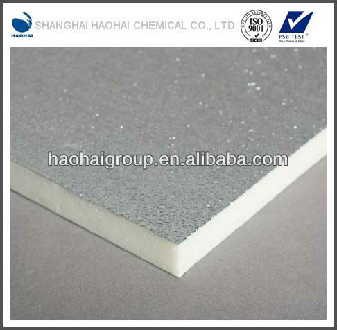 PU Insulation Board for air conditiong duct