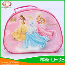 Promotional school cartoon lunch bag for kids