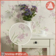 Commercial design home interior wallpaper china