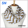 Spring New Zigzag Chevron Infinity Scarf Wholesale