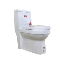 China Factory New Product Cheap One Piece Toilet Seater